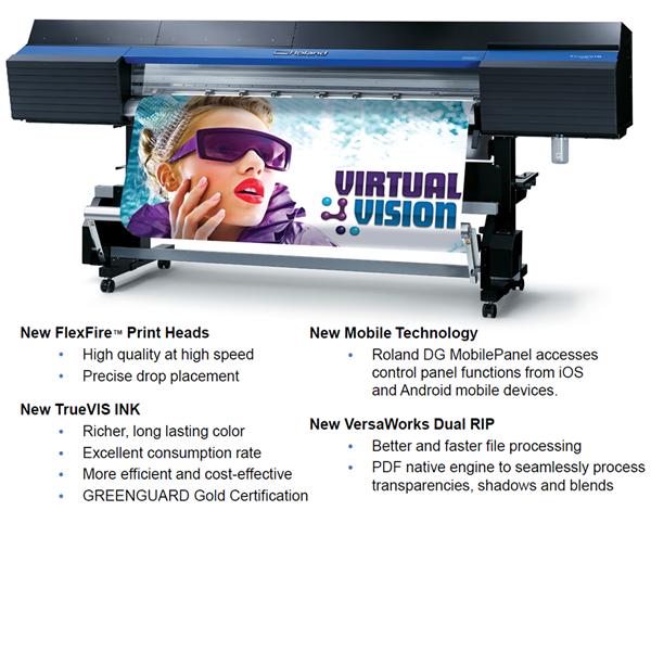 VG540 - VG-540 54in Printer/Cutter - Wensco Sign Supply