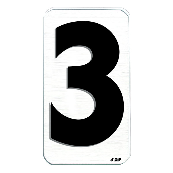 Zcb43 3 Black 4in Zip Change Letter Wensco Sign Supply We don't know when or if this item will be back in stock. wensco sign supply