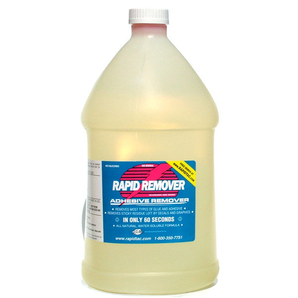 Rrg Rapid Remover Gallon Wensco Sign Supply