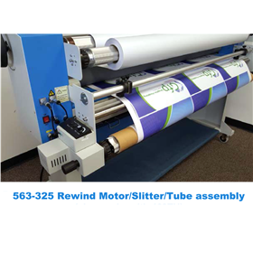 Series500 63in Top Heat Laminator