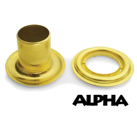 Alpha #2 Brass Grmt Long Barrel- 500/bag
