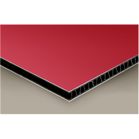 Alumalite 4ftx8ft 6mm Candy Apple Red