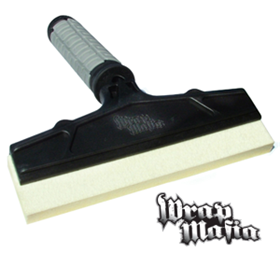 The Bill Collector 7in Felt Squeegee