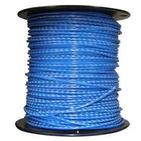 500ft Yellow Ballast Wire - 14 AWG