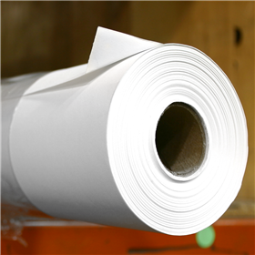 48inx50yd 20# White Poster Paper