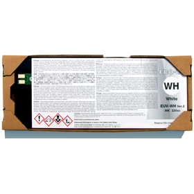 UV White Ink Cartridge 220cc