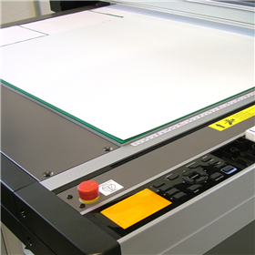 Graphtec 24in x 36in Flatbed Cutter