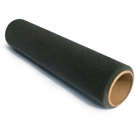 9in Black Poly Roller Cover 24/box