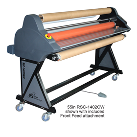 55in Royal Sovereign Laminator with Heat