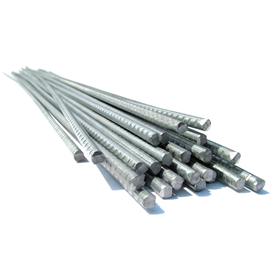 20inx9ga Galv Ribbed StepStake Wire