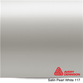 Avery SW900 Satin Pearl White 60inx2yd