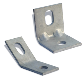 90degree 2hole Wall Angle Bracket 6201