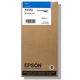 Epson UltraChrome XD2 Ink Cyan 350ml