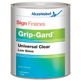 GripGard Universal Low Gloss Clear GAL