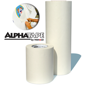24inx100yd Alpha No Curl App Tape