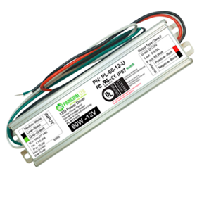 PLED Power Supply 60W 12VDC