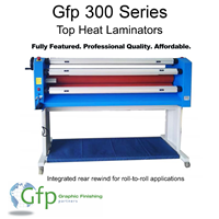 Series300 63in Top Heat Laminator