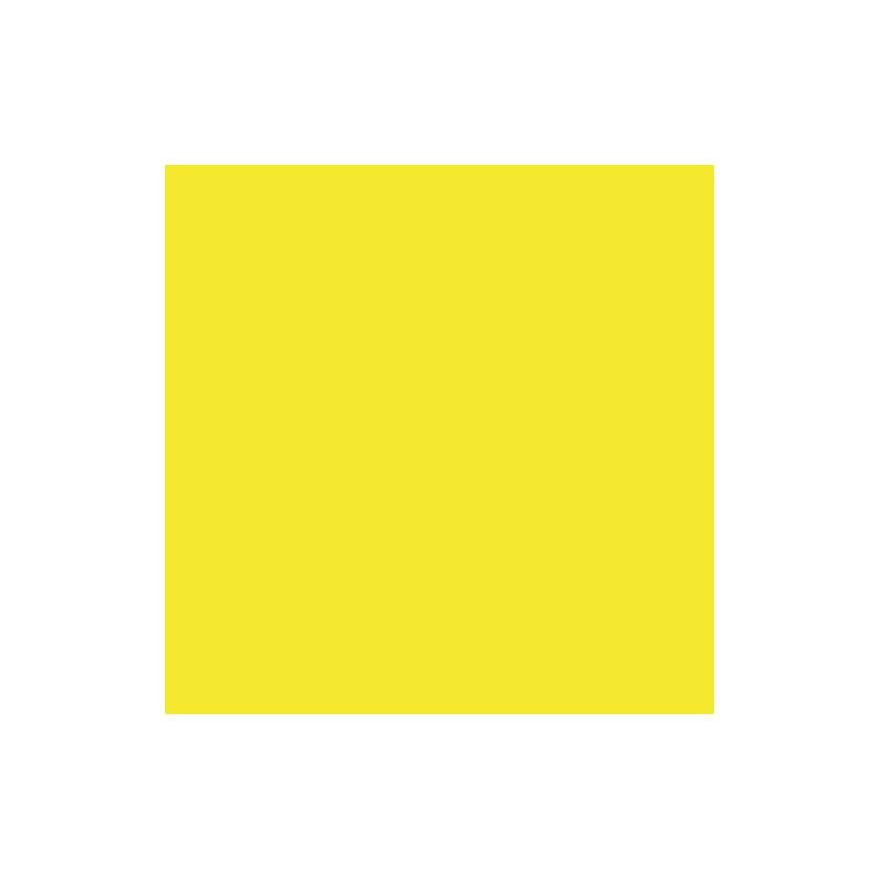 Process Yellow - Duracoat Resin Ribbon Refill for Gerber Edge FX