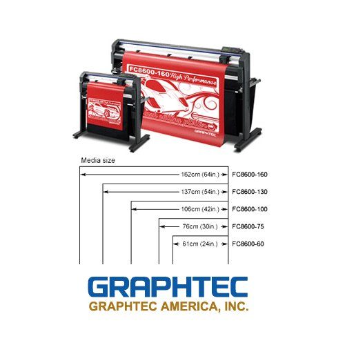 Graphtec Vinyl Cutter Fc8600 Series Results Page 1
