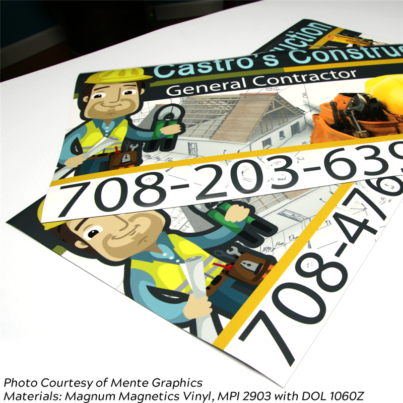 photograph regarding Avery Printable Vinyl called Avery Dennison MPI 2903 Gloss Calendered Vinyl Accomplishment Web site