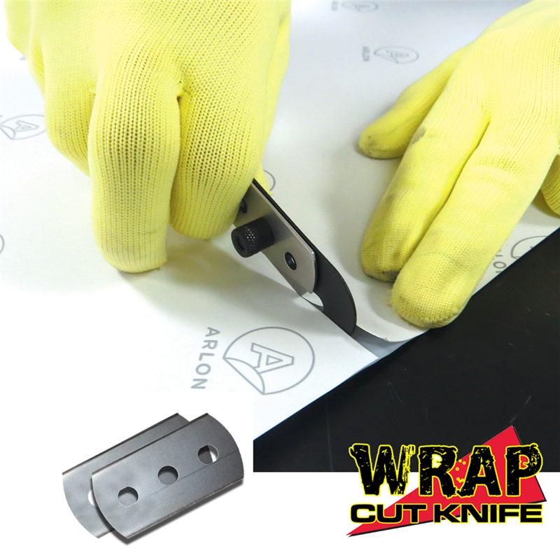 Wrap Cut Liner Cutting Knife Results Page 1 Wensco Sign